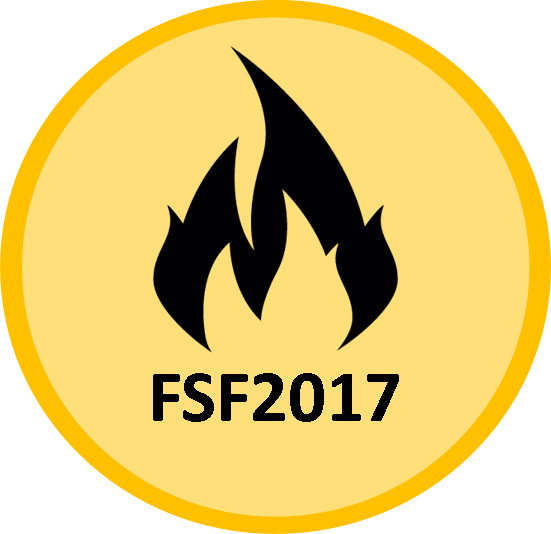 fsf participant badge