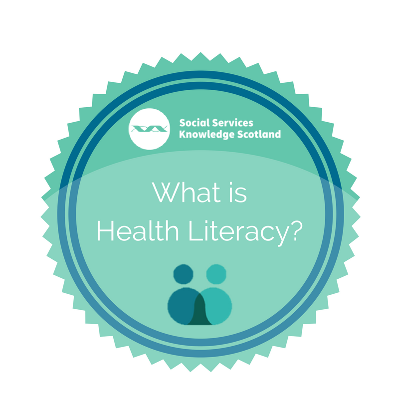 What is Health Literacy badge