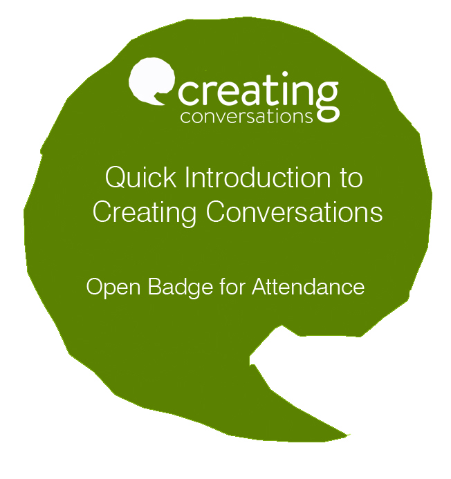 Quick Introduction  to Creating Conversations